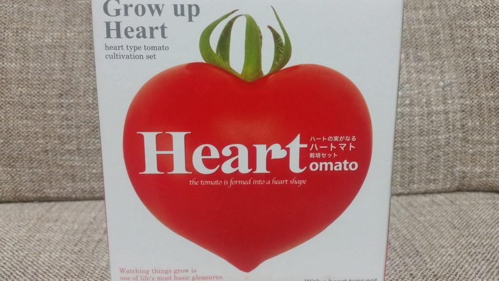 ハートトマト④