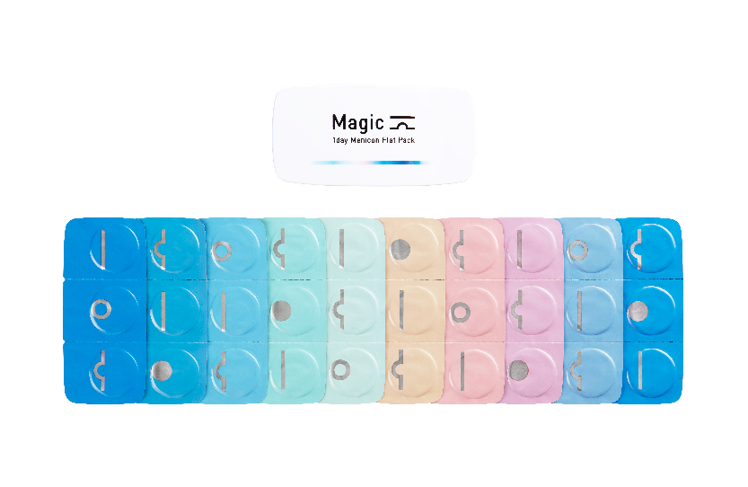 ☆薄型パッケージのmagic☆福岡天神大名でコンタクトなら『TENJIN 中央コンタクト』